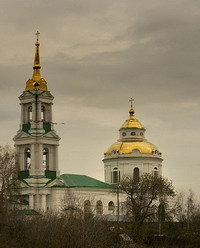 Intercession Cathedral.